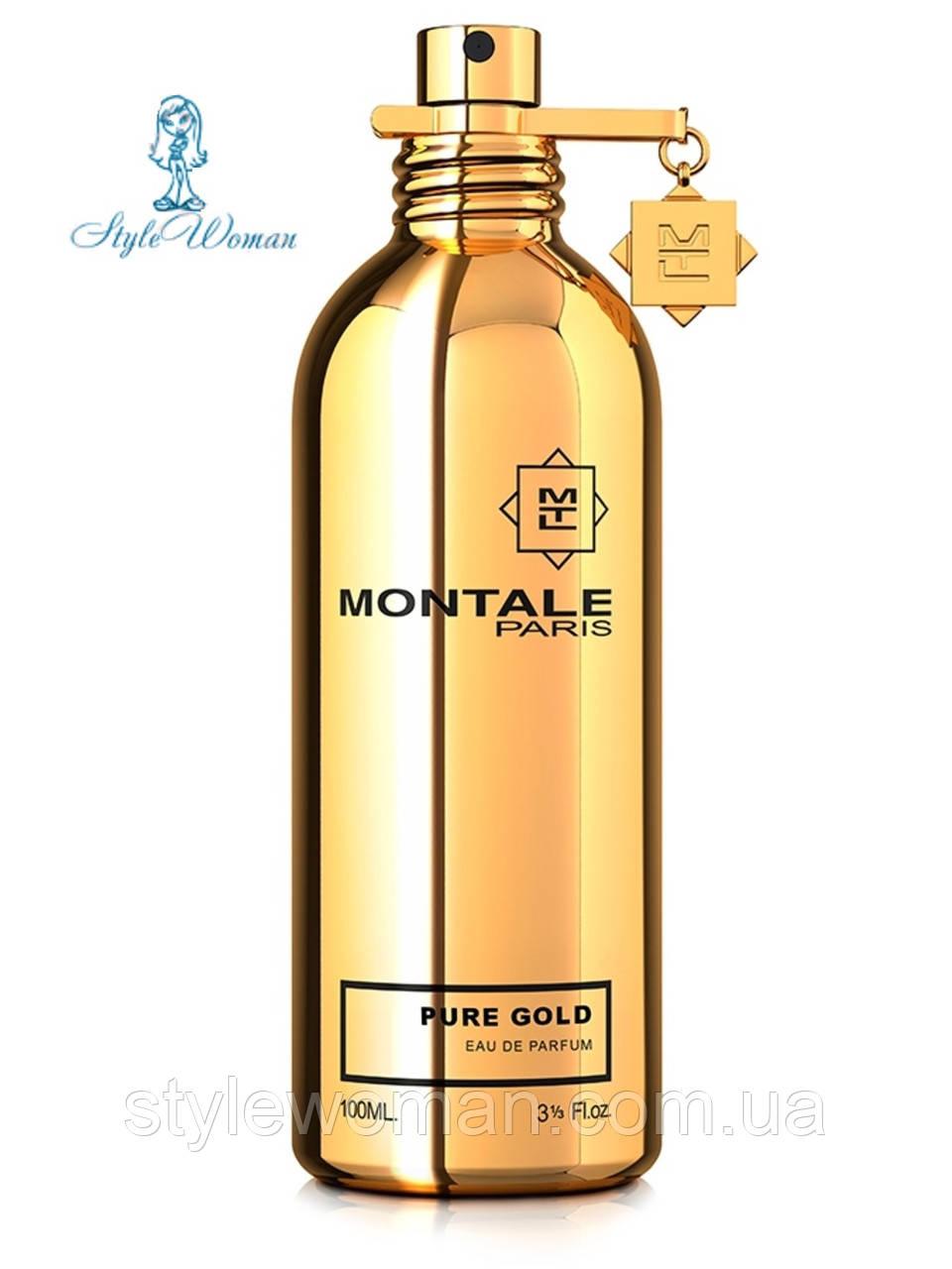 Montale Pure Gold тестер Монталь 100мл