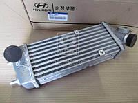 Охладитель надувочного воздуха (Производство Mobis) 282712A401