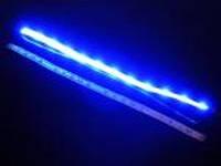 Светодиодная LED линейка SMD 5630-72 B синяя 18Вт