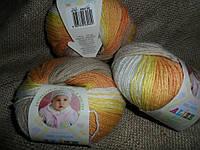 Alize Baby Wool Batik  (Ализе беби вул батик) 4797