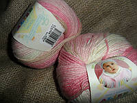 Alize Baby Wool Batik  (Ализе беби вул батик) 4397