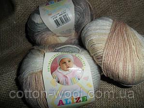 Alize Baby Wool Batik  (Ализе беби вул батик) 4726