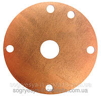 Мембрана Каре (медная, оригинал) (диаметр 40 мм), код сайта 0341