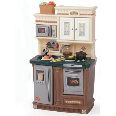 Интерактивная детская кухня Традиционная Step2 8910
