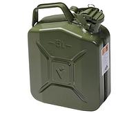 Канистра металлическая для ГСМ на 5 литров