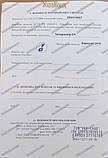Газовий мембранний лічильник Gallus (Галлус) G4, фото 3