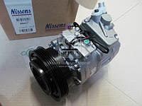 Компрессор кондиционера AUDI A6 97- (Nissens) 89027