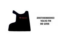 Коврики велюровые середина VOLVO FM 1998-2002