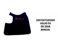 Коврики велюровые середина VOLVO FH от 2008 manual