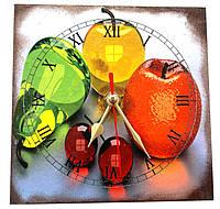 Кухонные часы Вишни