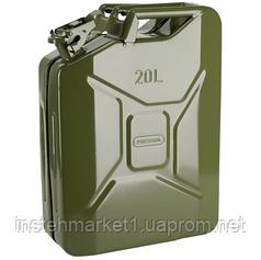 Канистра металлическая для ГСМ на 20 литров
