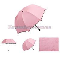 Зонт волшебный Нежно-розовый