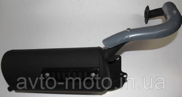 Глушитель HONDA LEAD-90 (хонда лед)
