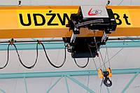 Тельферы электрические канатные серии THETA (Польша)