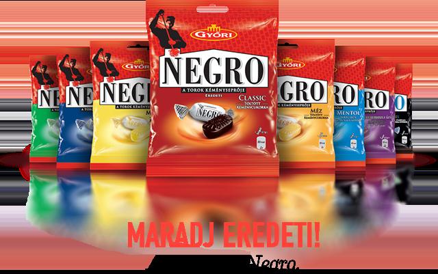 Цукерки Negro асорті 79 г (Можна замовити цукерки в асортименті)
