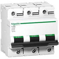 Автоматический выключатель С120N 3P 100A