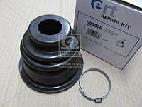 Пыльник внутреннего ШРУСа FIAT RENAULT D8021 (Производство ERT) 500078