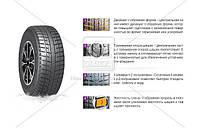 Шина 235/55R18 100Q WinGuard ICE SUV (Nexen) 13930