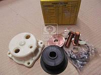 Ремкомплект реле втягивающего стартера (СТ142Б) КАМАЗ (17 наименований) (крышка, чехол, болты,шайба)