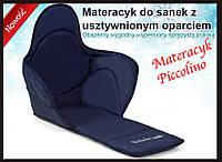 Матрас для для санки Adbor PICCOLINO і PICCOLINO Xdrive Синий