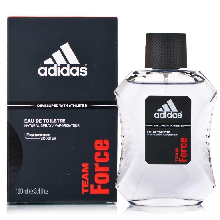 Туалетна вода чоловiча Adidas Team Force 100мл.