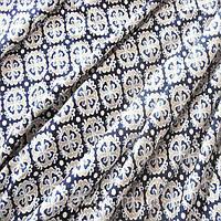 Трикотажное полотно вискоза / эластан, мозаика