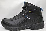 Зимові чоловічі черевики Restime 46 розмір 30 див., фото 3