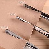 Ножницы фигурные ВОЛНА, 23.5 см, 3 мм, фото 4