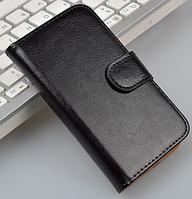 Чехол книжка для Nokia X Dual SIM A110 черный