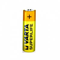 Батарейка Varta Superlife R6 (АА), солевая