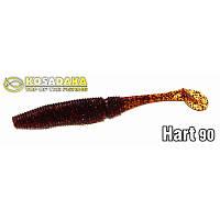 Kosadaka HaRT 90 OD силиконовая съедобная приманка