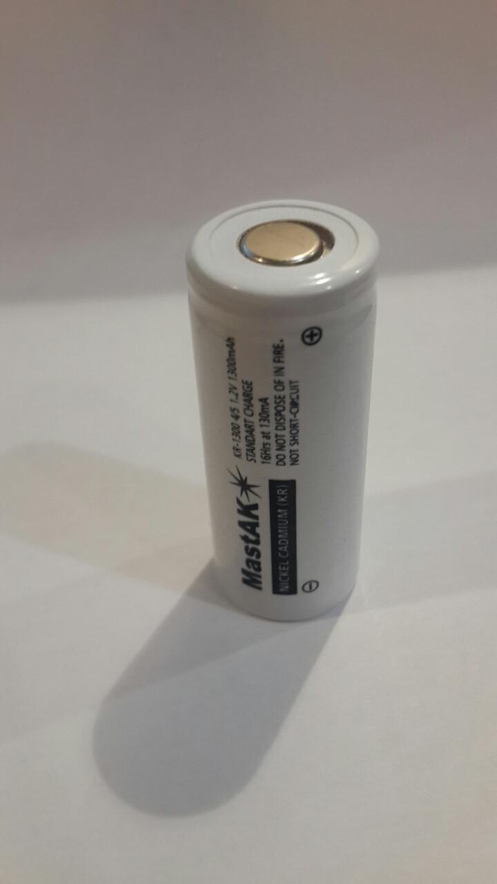 Аккумулятор технический MastAK KR-1400 A 1.2V 1400mAh (Ni-Cd)