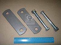 Рем комплект серьги рессоры ГАЗЕЛЬ (серьга усилен. 10 мм) (на одну рессору) Производство Украина