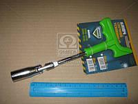 Ключ свечной,пластиковая ручка,  усиленный 16мм