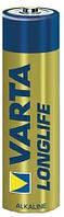 Батарейка Varta Longlife Alkaline LR03 (ААА), щелочная