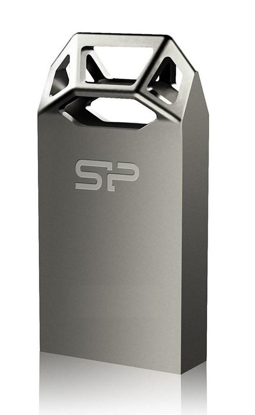 USB Флеш SILICON POWER 16Gb JEWEL J50 Titanium USB3.0