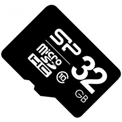 Карта памяти Silicon Power MicroSDHC 32GB Class 10 (card only)