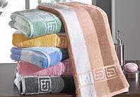 Махровые полотенца в магазине низких цен «Оптом дешевле» -новые поступления!
