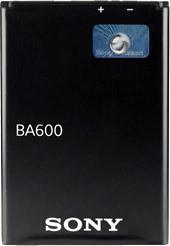 АКБ Sony BA600 1290mAh