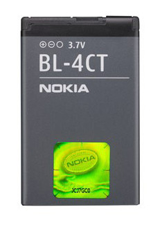 АКБ Nokia BL - 4CT 860mA