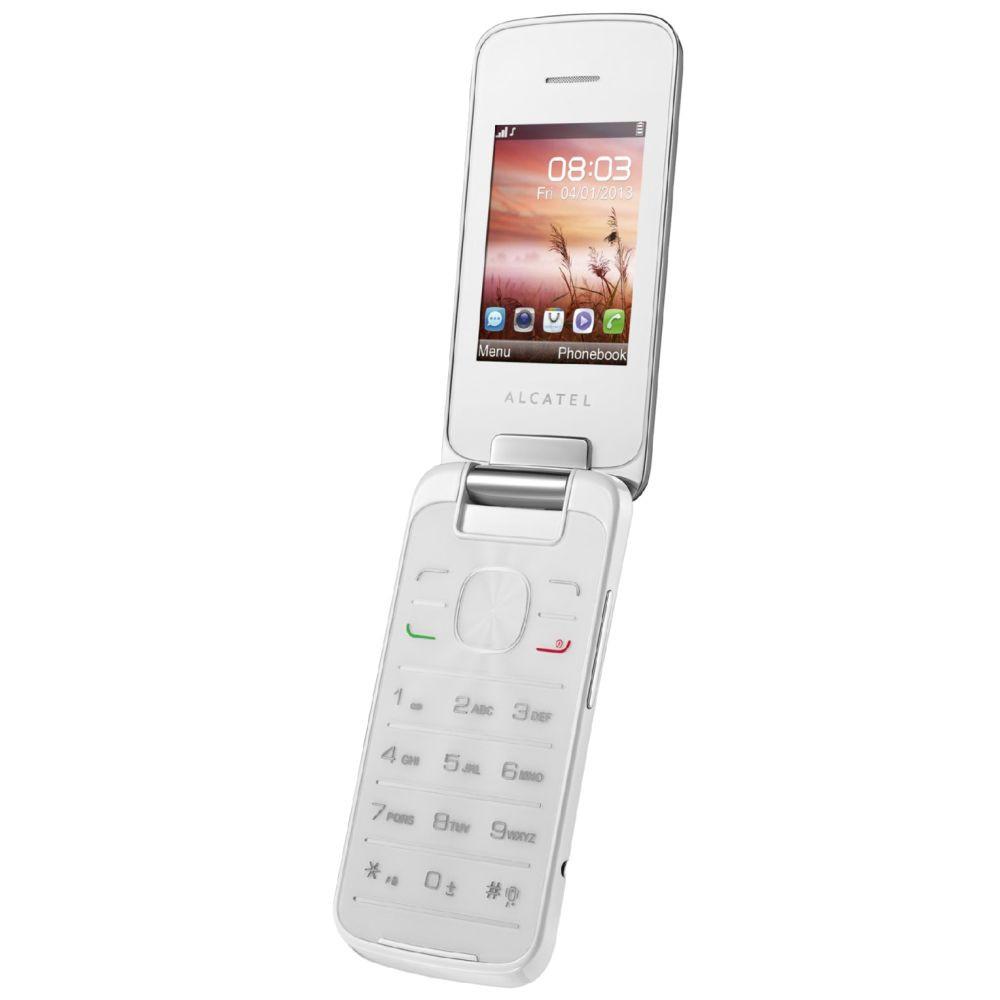 Мобильный телефон раскладушка Alcatel 2012D