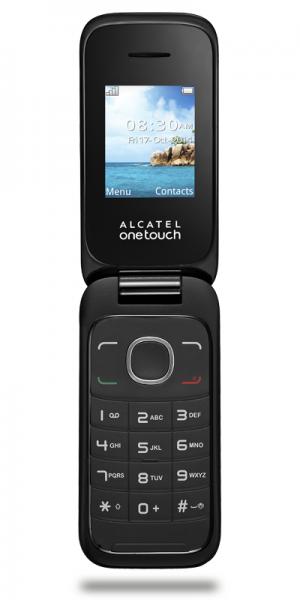 Мобильный телефон раскладушка Alcatel 1035D
