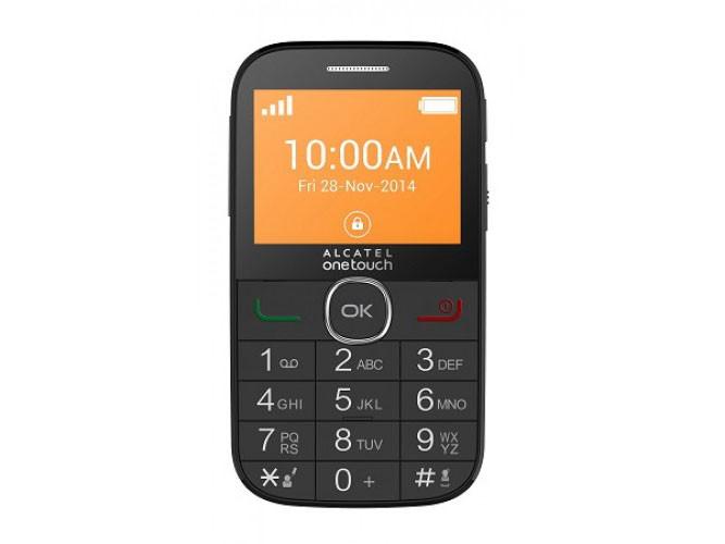 "Мобильный телефон Alcatel 2004G ""бабушкофон"""