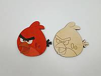 Раскраска Angry Birds Рэд, фото 1