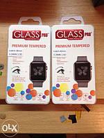 Защитное стекло Apple Watch 0.38 mm