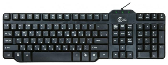 Клавиатура CBR KB 105D USB
