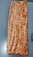 Покрывало Евро размера 3D роза East Comfort коричневое