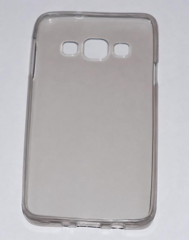 Накладка Florence силиконовая Samsung A3/A300 чёрный