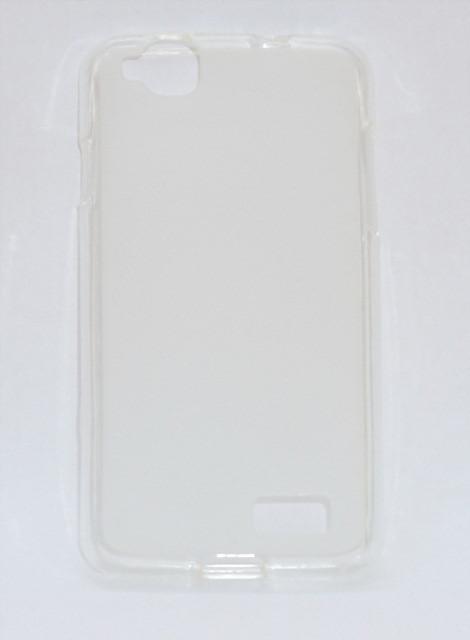 Накладка Florence силиконовая для FLY IQ4490i прозрачная