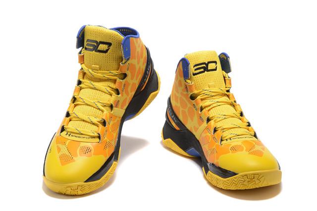 Under Armour Curry 2 Giraffe спортивная обувь